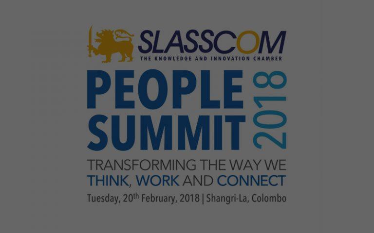 SLASSCOM's People Summit 2018 – Transforming The Way We Think,